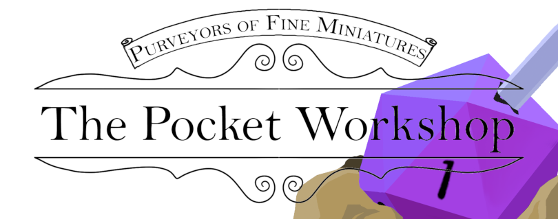 The Pocket Workshop logo
