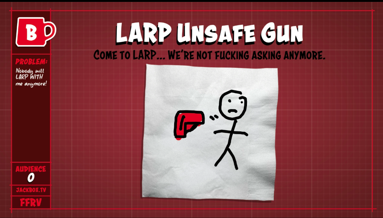Unsafe Gun