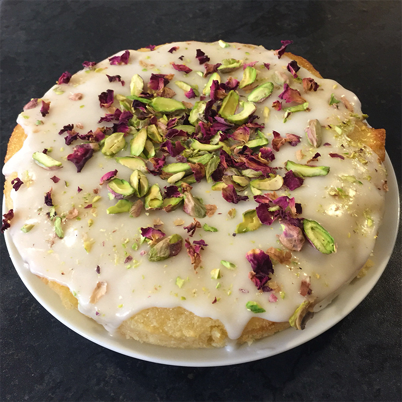 Persian Love Cake 1