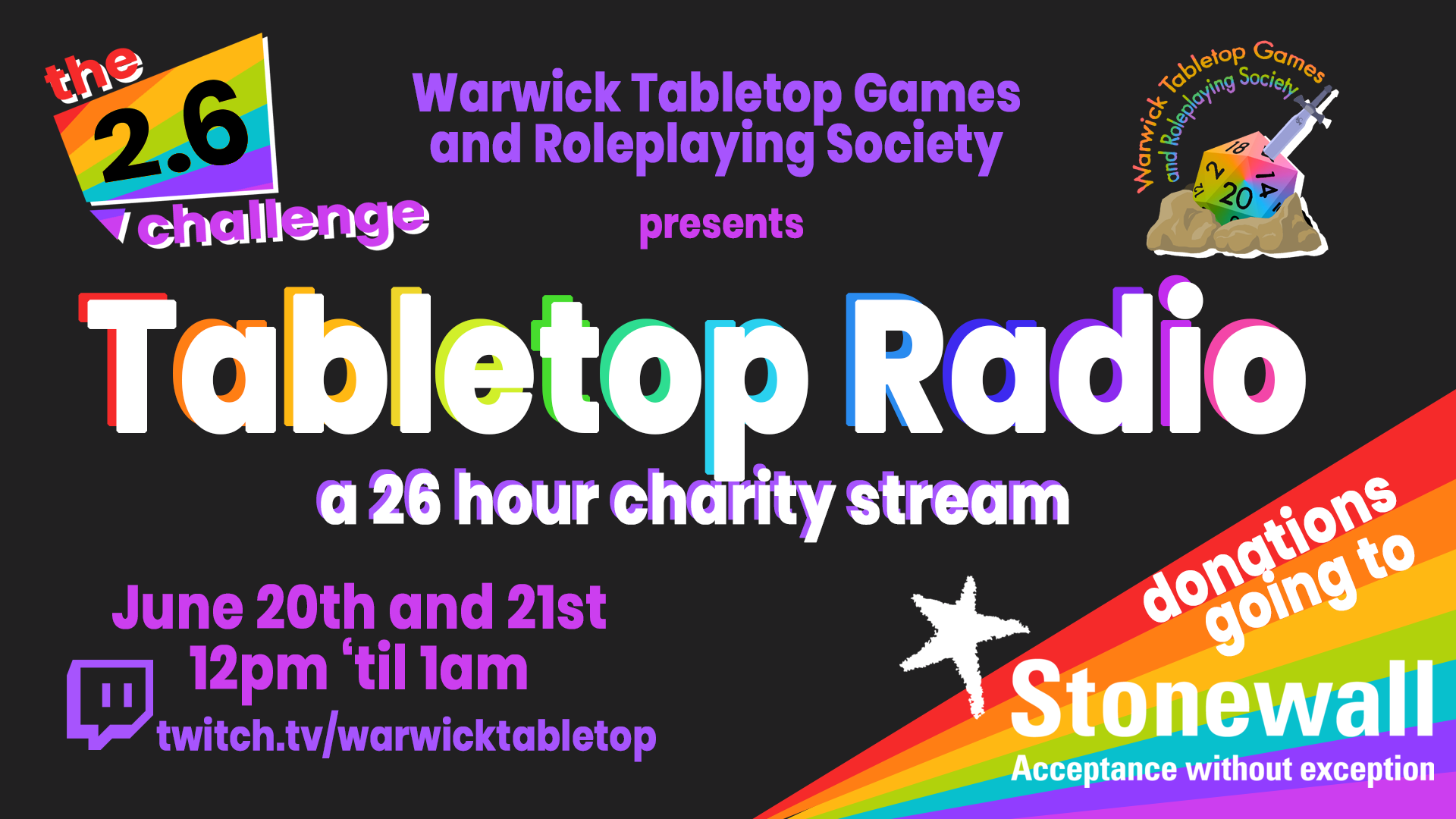 Tabletop Radio Ad