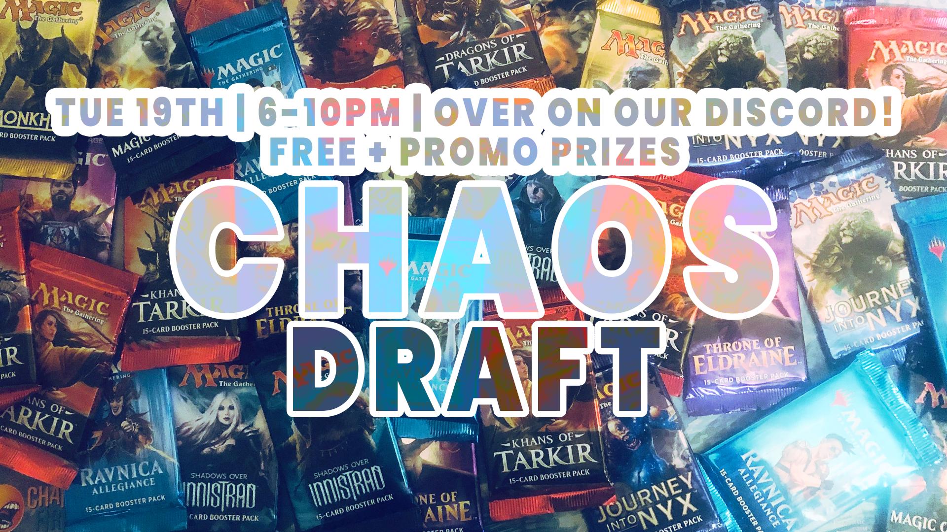 T3 W5 Chaos Draft