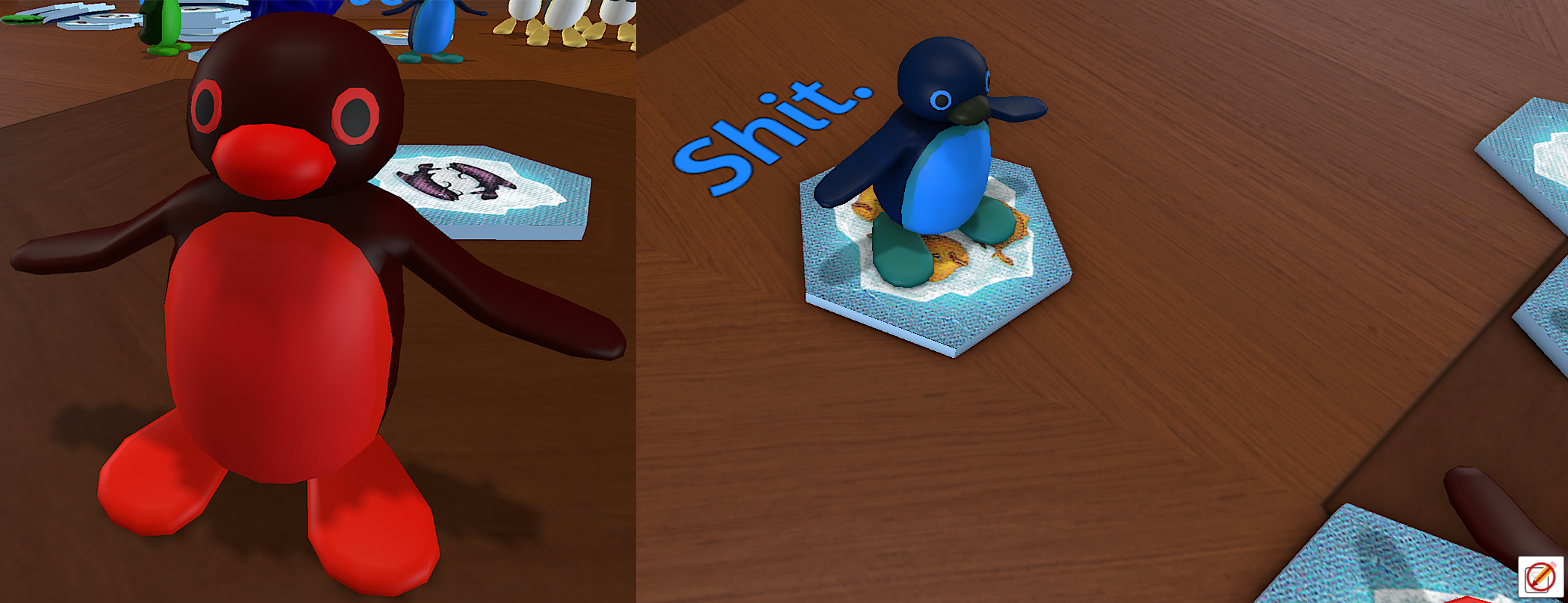 Pingus from Hey Thats My Fish