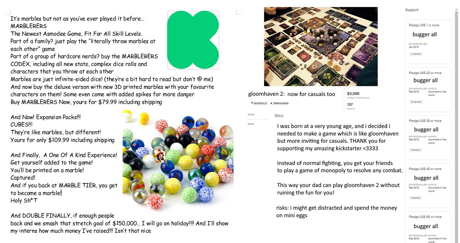 Asmodee round kickstarters