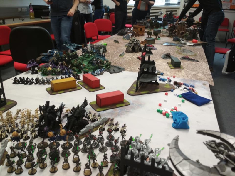 Warhammer Apocalypse (April 2019)