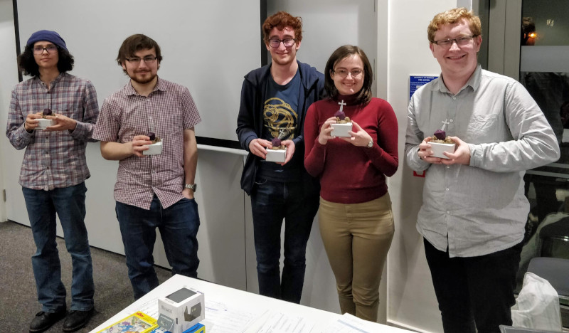 Quiz Winners (March 2019)